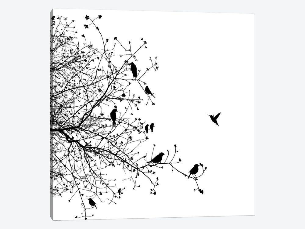 Birds I by GraphINC 1-piece Art Print