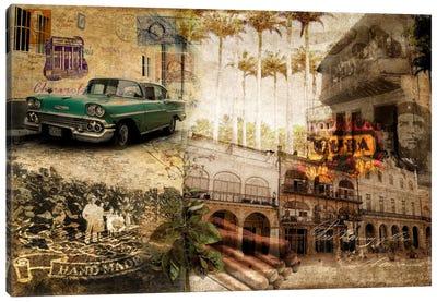 Cuba Canvas Art Print