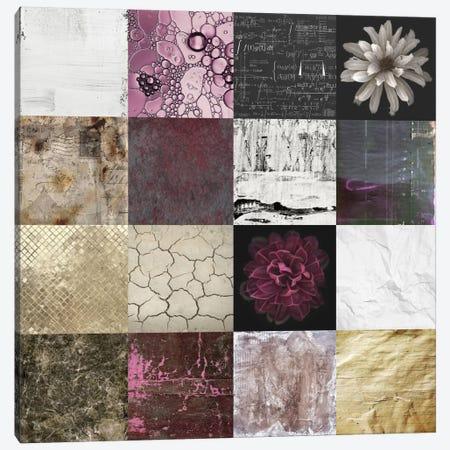 Purple Notes Canvas Print #GPH26} by GraphINC Canvas Art Print