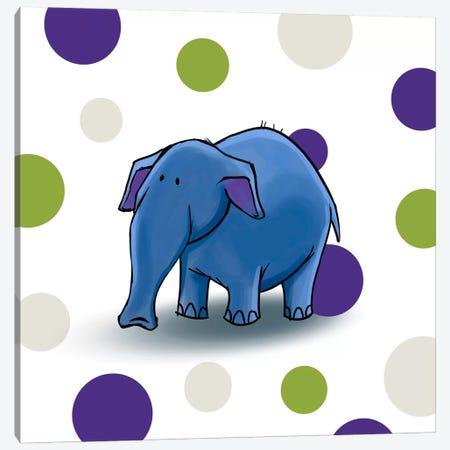 Elephant I Canvas Print #GPH32} by GraphINC Canvas Art Print