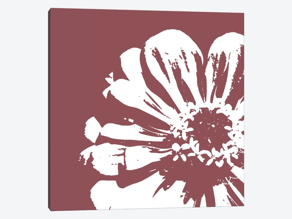 Flower II by GraphINC 1-piece Canvas Art