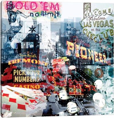 Las Vegas Canvas Print #GPH61