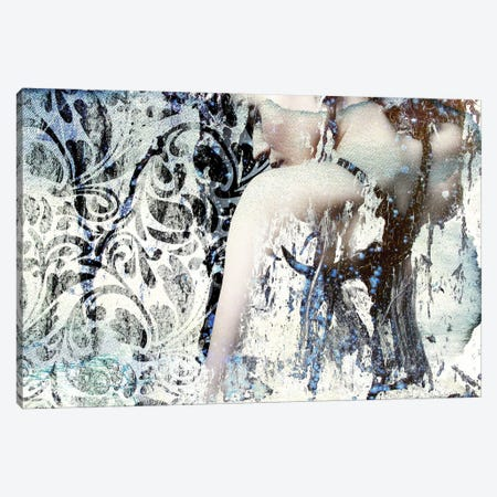 Mystery Girl Canvas Print #GPH71} by GraphINC Canvas Art Print