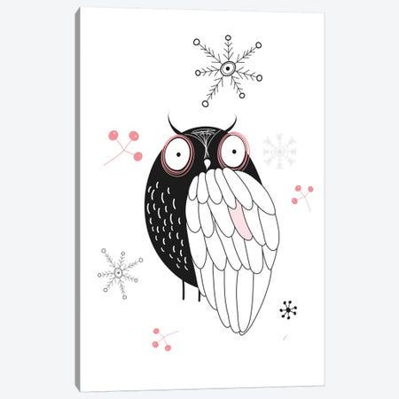 Owl II Canvas Print #GPH76} by GraphINC Canvas Artwork