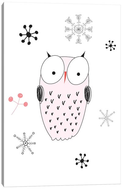 Owl III Canvas Art Print