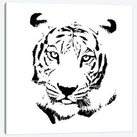Tiger Canvas Print #GPH96} by GraphINC Canvas Art