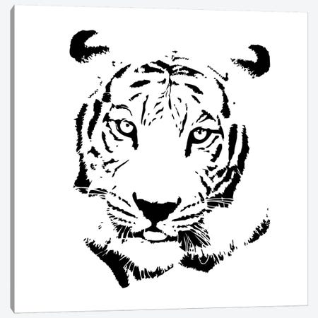 Tiger Canvas Print #GPH96} by GraphINC Canvas Art