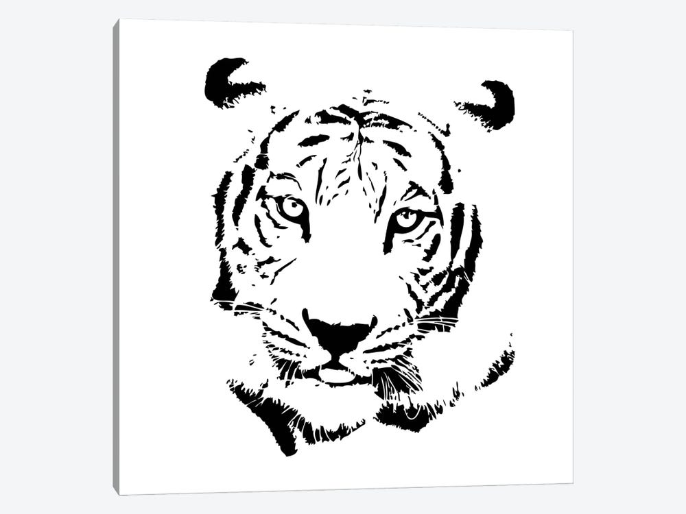 Tiger by GraphINC 1-piece Art Print