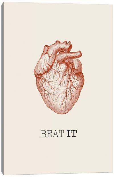 Beat It Canvas Print #GPH9