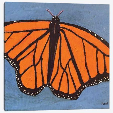 Butterfly Canvas Print #GRA20} by Sue Graef Canvas Art