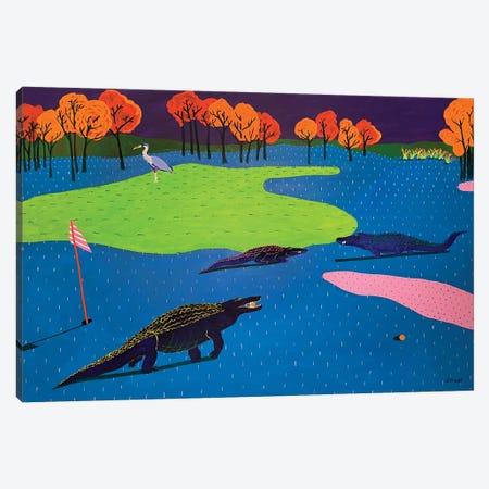 Have A Good Round Canvas Print #GRA65} by Sue Graef Art Print