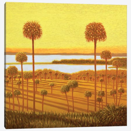 Autumn Rhapsody Canvas Print #GRB2} by Gary Borse Canvas Art