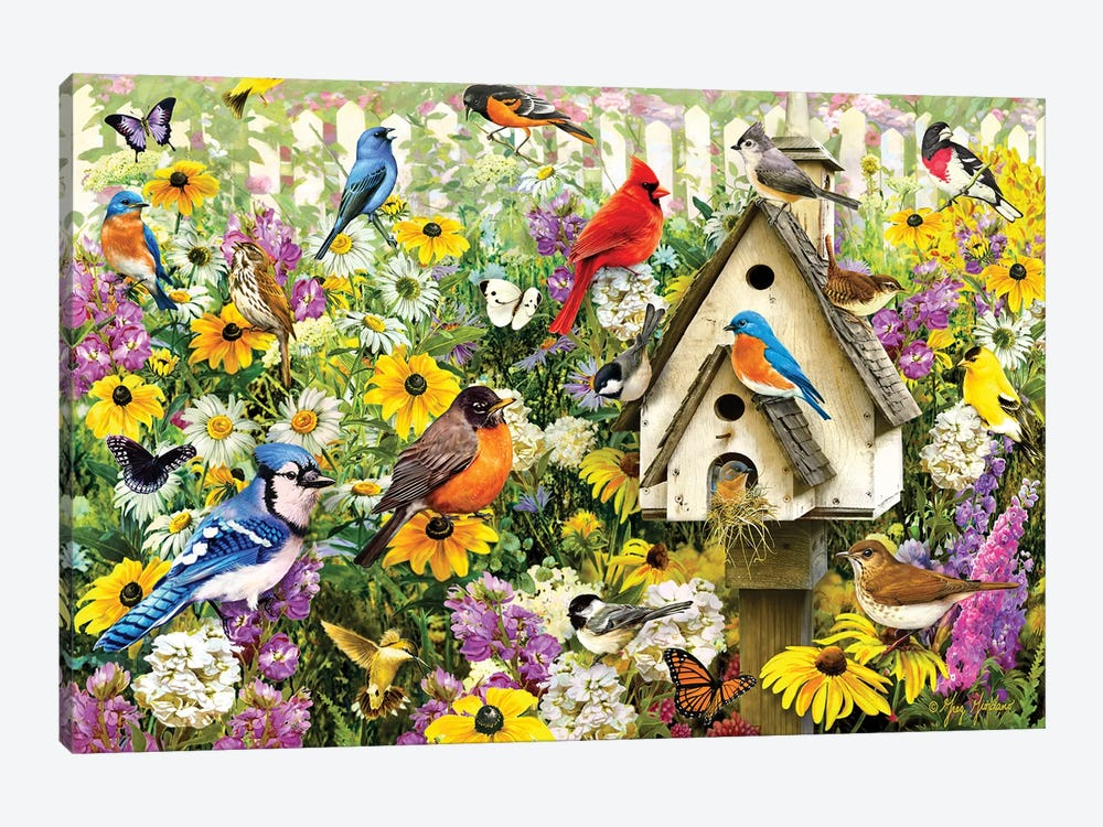 Chapel Birds by Greg & Company 1-piece Art Print