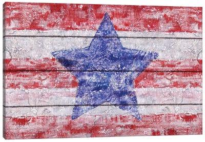 Americana Canvas Art Print