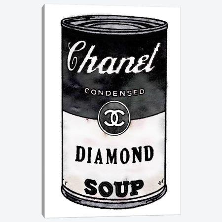Diamond Soup Canvas Print #GRE153} by Amanda Greenwood Canvas Print