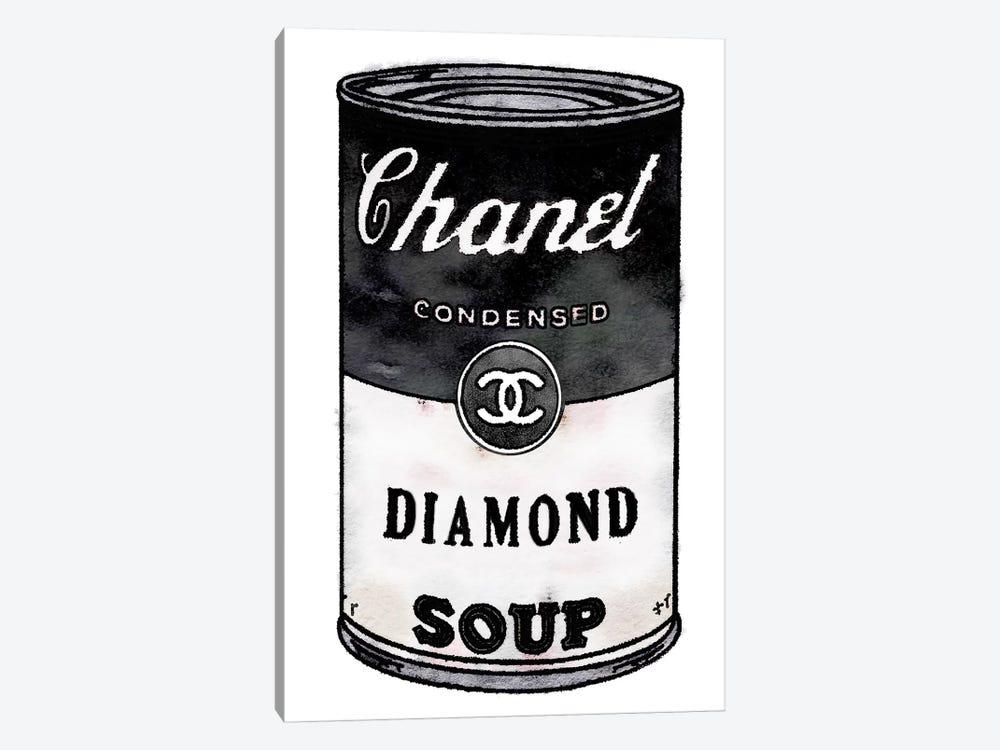 Diamond Soup by Amanda Greenwood 1-piece Canvas Art