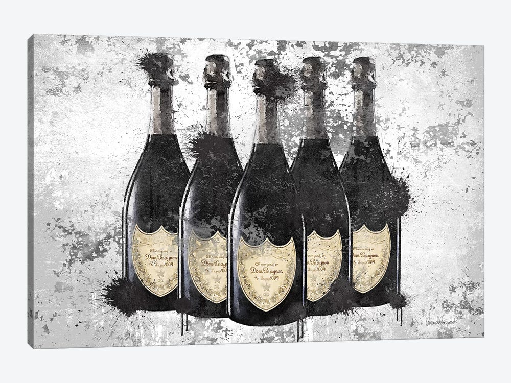 Champagne II by Amanda Greenwood 1-piece Art Print