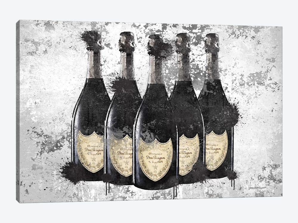 Champagne II by Amanda Greenwood 1-piece Art Print