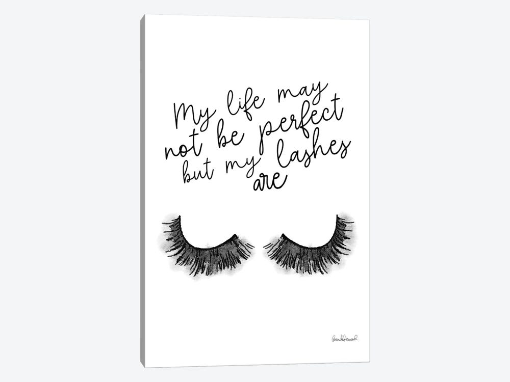 Perfect Lashes by Amanda Greenwood 1-piece Art Print