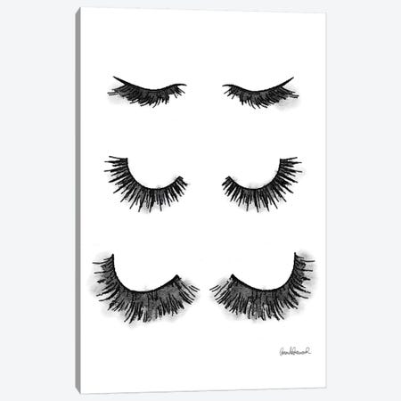 Lash Set Canvas Print #GRE31} by Amanda Greenwood Art Print