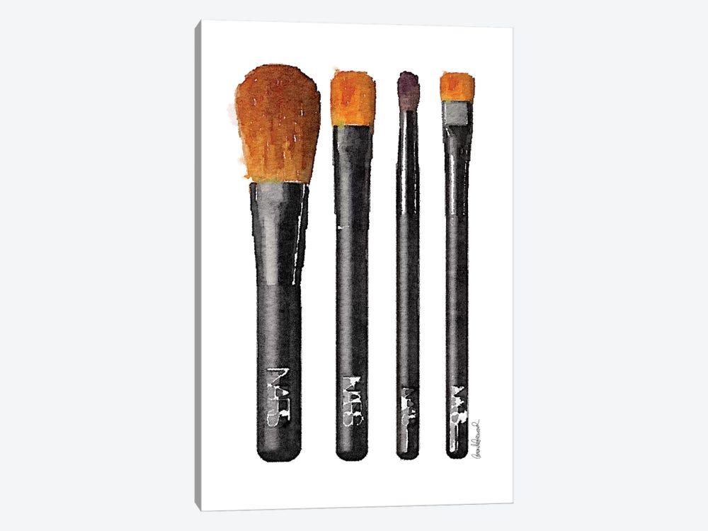 Makeup Brushes by Amanda Greenwood 1-piece Art Print