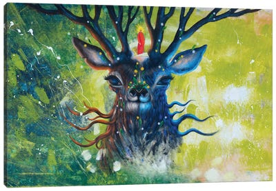 Forest Spirit Canvas Art Print