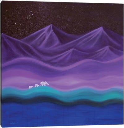Journey Home Canvas Art Print