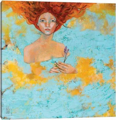 Ablution Canvas Art Print