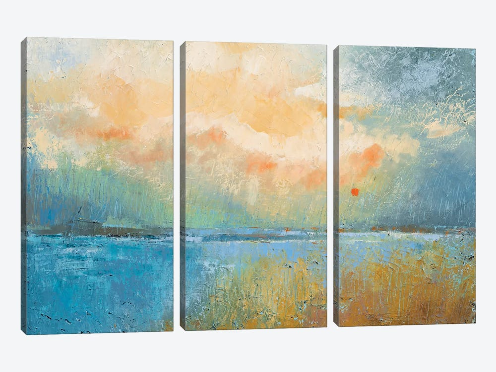 Consolation by Mirta Groffman 3-piece Canvas Print