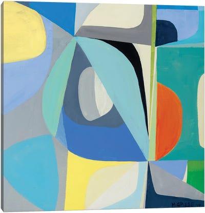 Window Of Peace Canvas Art Print