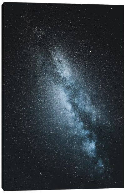 Milky Way II Canvas Art Print