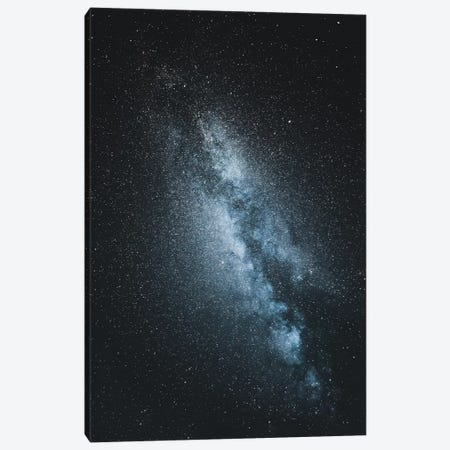 Milky Way II Canvas Print #GRM107} by Luke Anthony Gram Canvas Artwork