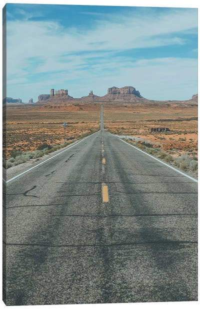 Monument Valley, Southwest USA Canvas Art Print