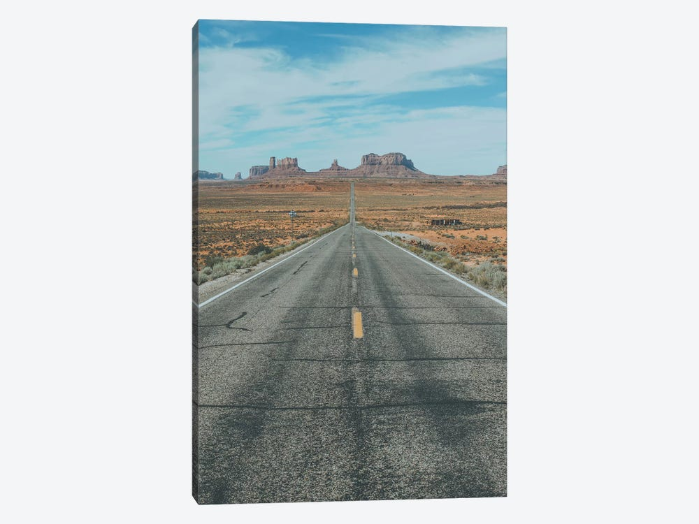 Monument Valley, Southwest USA by Luke Anthony Gram 1-piece Art Print