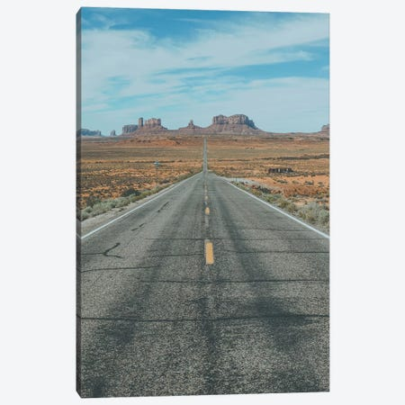 Monument Valley, Southwest USA 3-Piece Canvas #GRM108} by Luke Anthony Gram Canvas Print