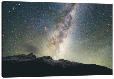 Mount Aspiring National Park, New Zealand Canvas Art Print