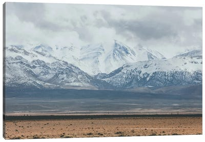 Atlas Mountains, Morocco Canvas Art Print