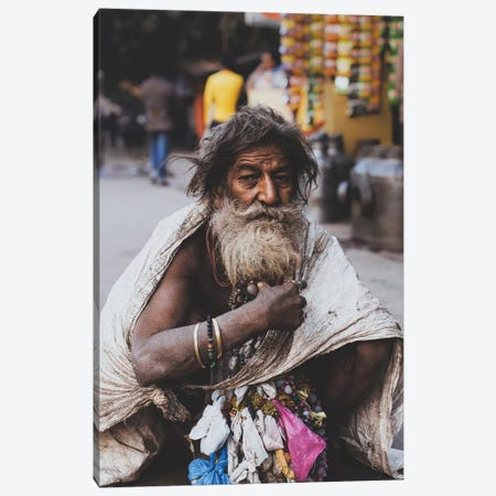 New Delhi, India I Canvas Print #GRM110} by Luke Anthony Gram Canvas Artwork