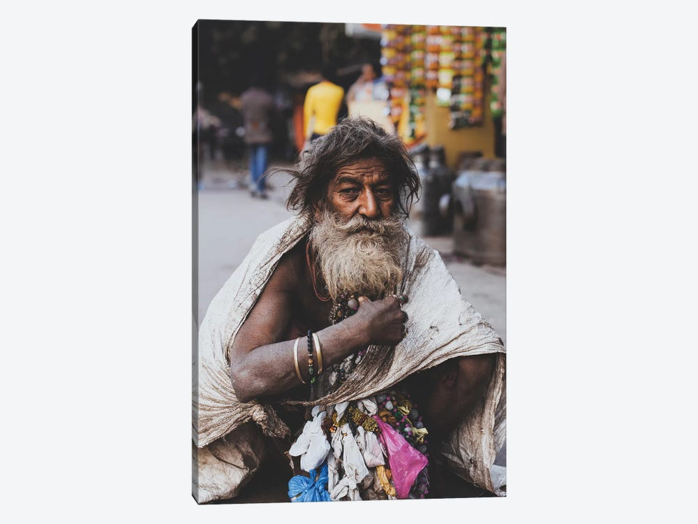 New Delhi, India I by Luke Anthony Gram 1-piece Canvas Artwork