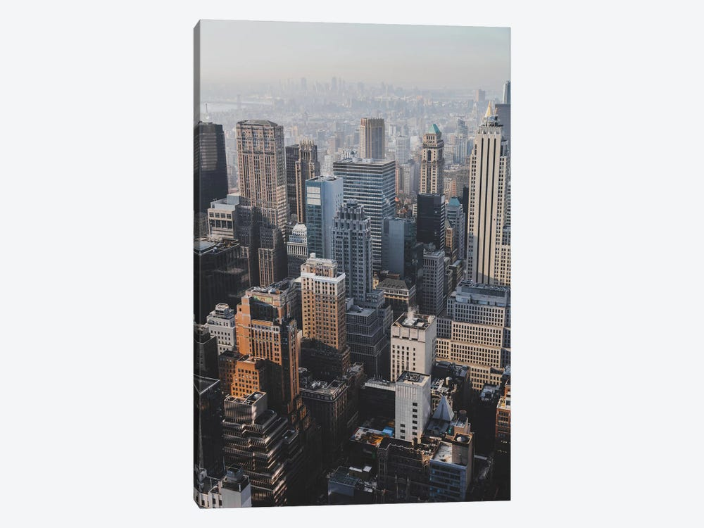 New York City I by Luke Anthony Gram 1-piece Canvas Wall Art