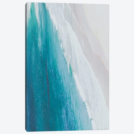 Ocean Gradient Canvas Print #GRM119} by Luke Anthony Gram Canvas Artwork