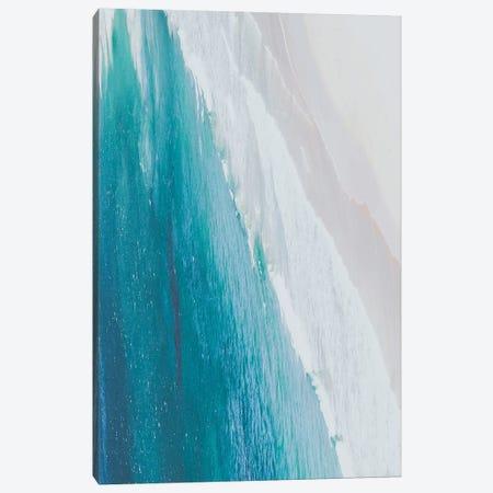 Ocean Gradient Canvas Print #GRM119} by Luke Anthony Gram Canvas Artwork