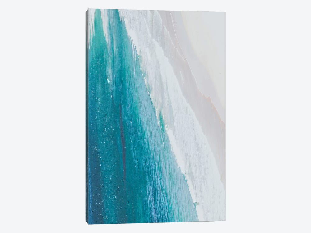 Ocean Gradient by Luke Anthony Gram 1-piece Canvas Art Print