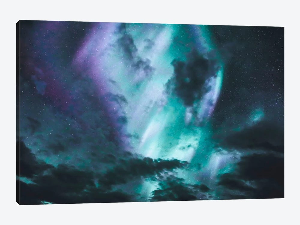 Aurora Borealis I by Luke Anthony Gram 1-piece Canvas Art