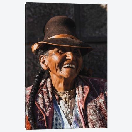 Peruvian Merchant Canvas Print #GRM122} by Luke Anthony Gram Canvas Print