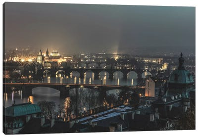 Prague, Czech Republic I Canvas Art Print