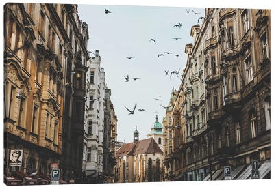 Prague, Czech Republic II Canvas Art Print