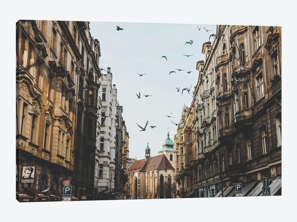 Prague, Czech Republic II by Luke Anthony Gram 1-piece Canvas Art Print