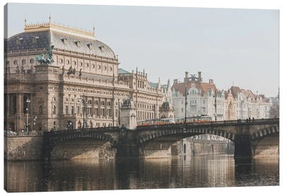 Prague, Czech Republic III Canvas Art Print