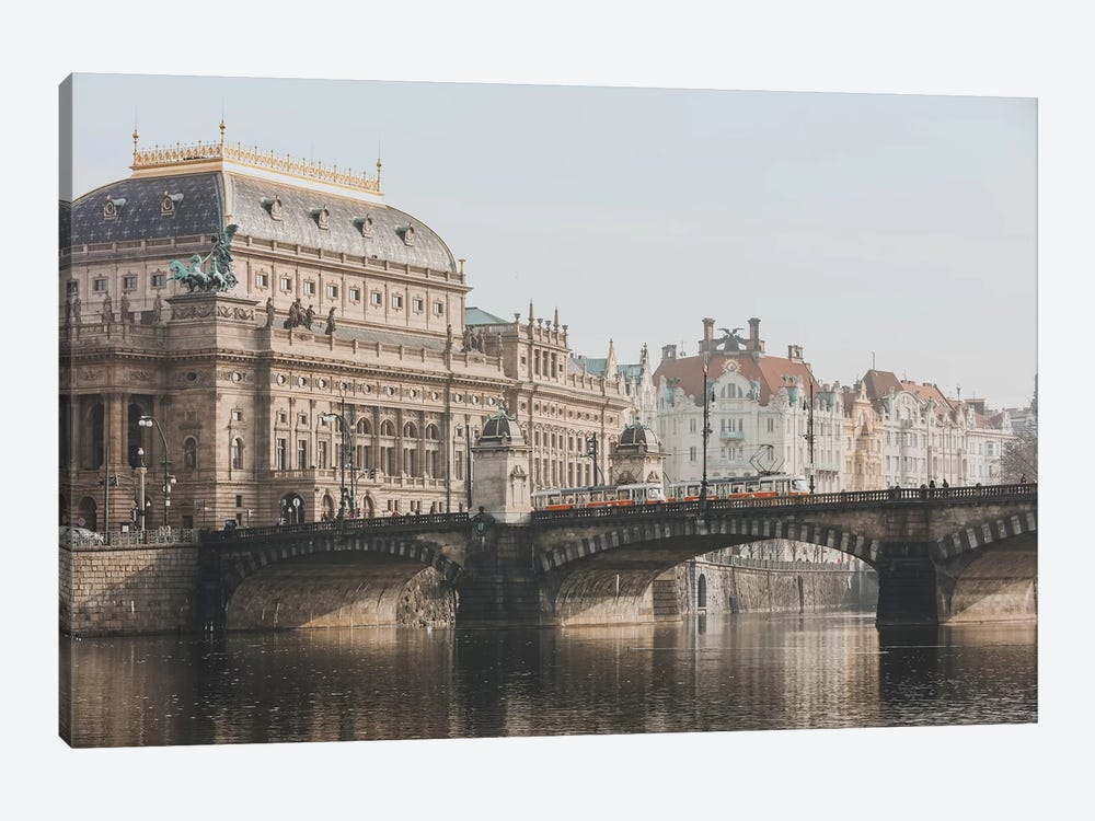 Prague, Czech Republic III by Luke Anthony Gram 1-piece Canvas Artwork